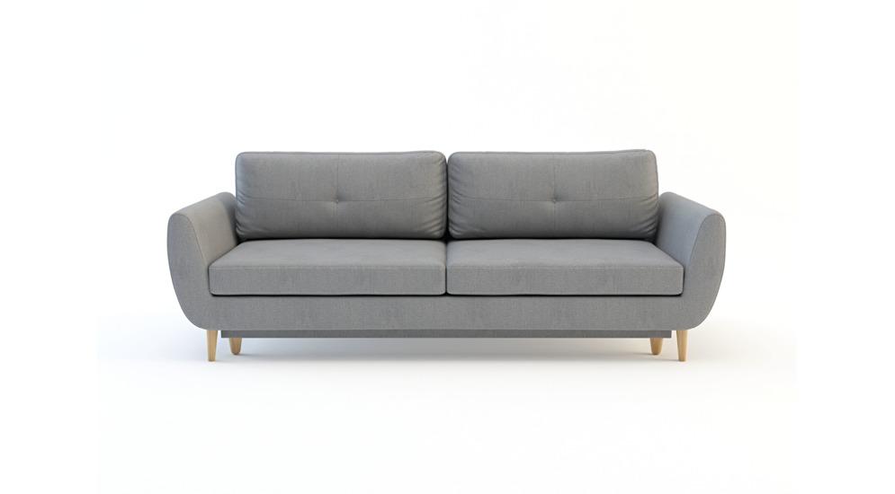Sofa GLEN 3 osobowa, rozkładana