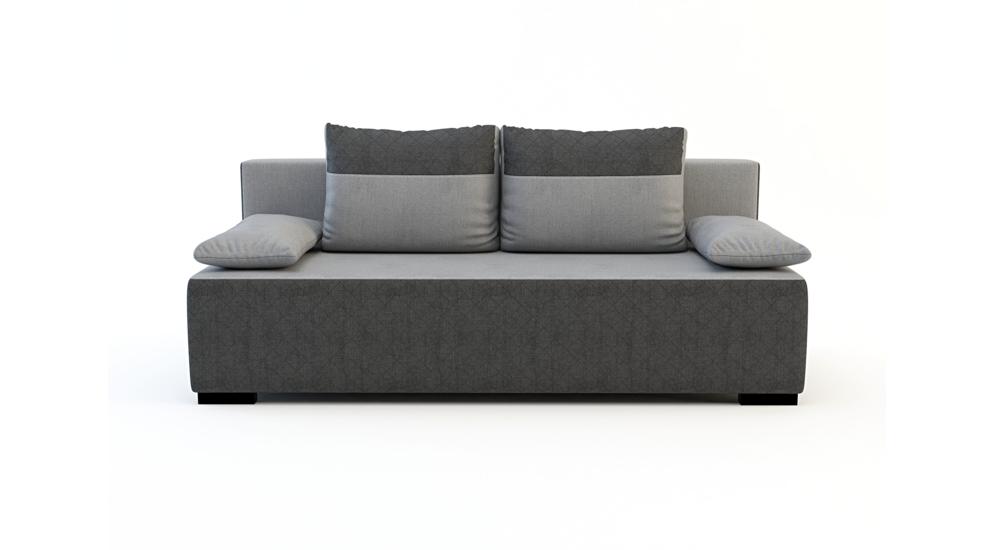 Sofa BLOOM 3 osobowa, rozkładana