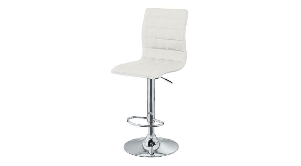 Uran Krzesło Barowe Cl 7007 Ekoskóra Białachrom
