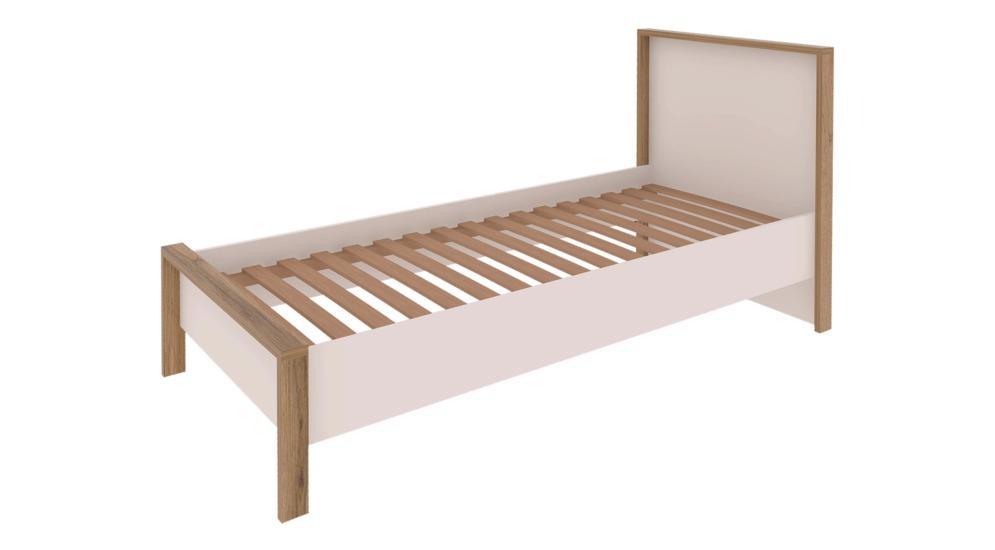 Łóżko ARUBA ze stelażem AR16
