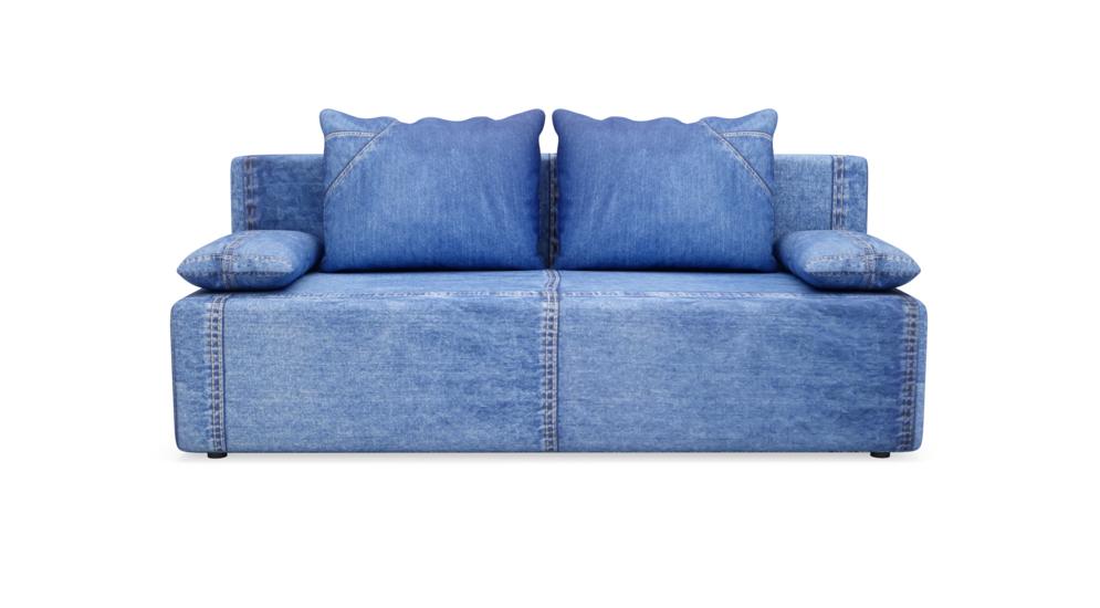 Sofa INDYGO JEANS 3 osobowa, rozkładana