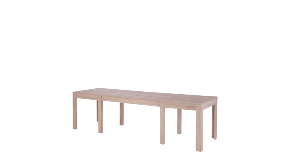 Grand Mini Stół Rozkładany Dąb Sonoma