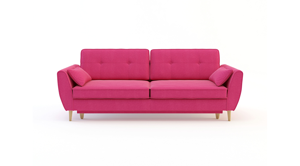 Sofa CANDY 3 osobowa, rozkładana