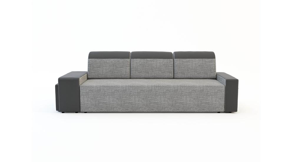 Sofa POKER 3 osobowa, rozkładana