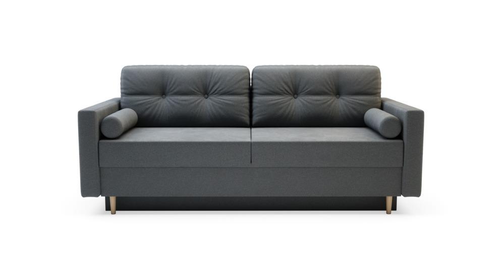 Sofa PASTELLA 3 osobowa, rozkładana