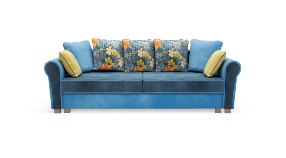 Sofa GUSTO 3 osobowa, rozkładana