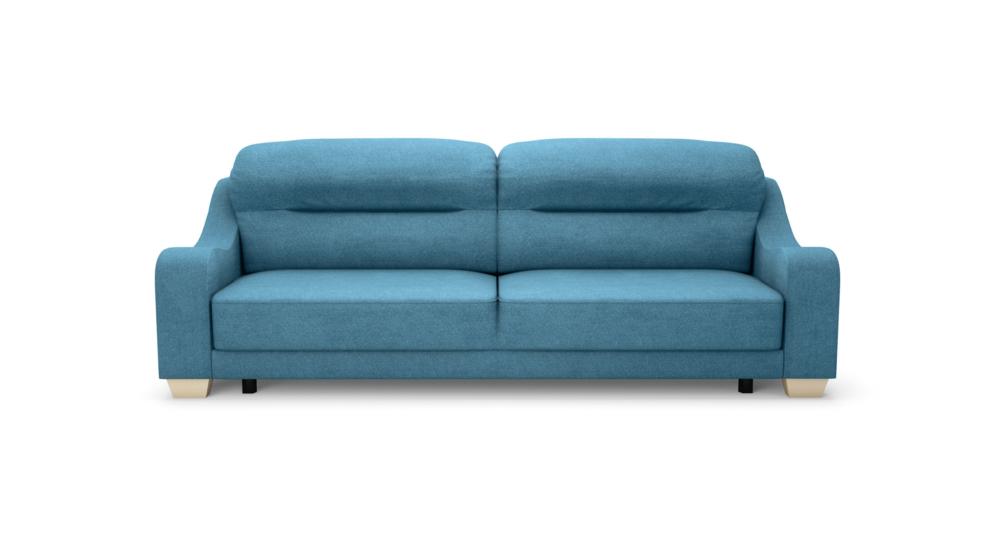 Sofa Rozkładana Z Pojemnikiem Na Pościel Black Red White