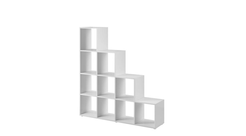 Trio Regał 013 Biały