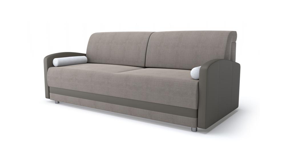 sofa z funkcj� spania codziennego i pojemnikiem na pościel
