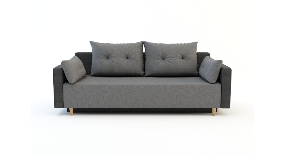 Sofa MORA 3 osobowa, rozkładana