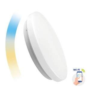 Plafon NYMPHEA LED 36W WI-FI SPECTRUM SMART
