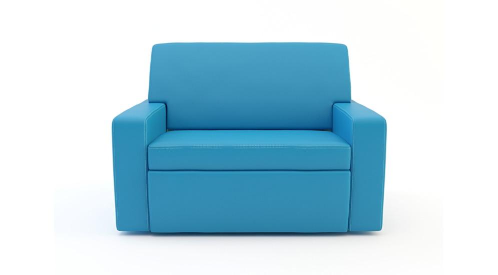 Sofa MONTY 1,5 osobowa, rozkładana