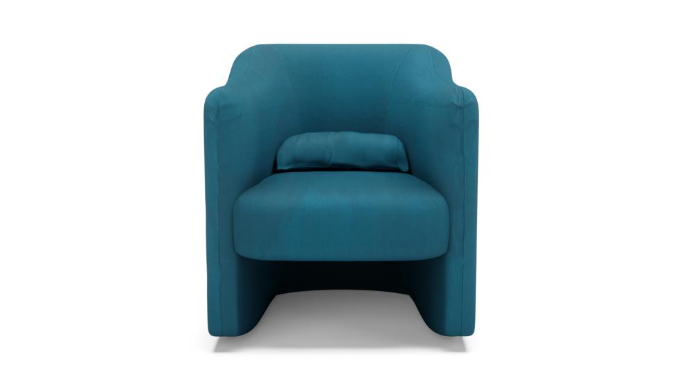 Fotel wypoczynkowy MELBA