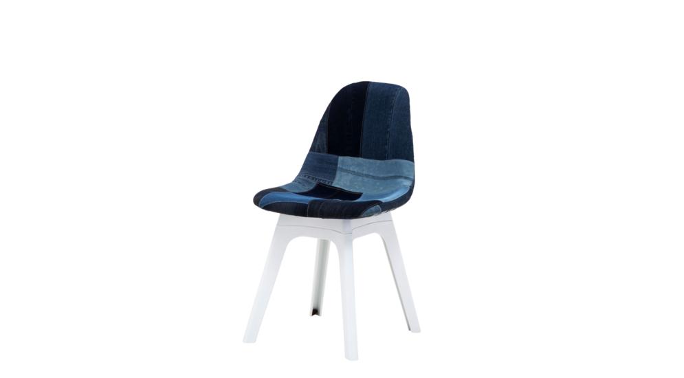 Krzesło JEANS K-018CW-25