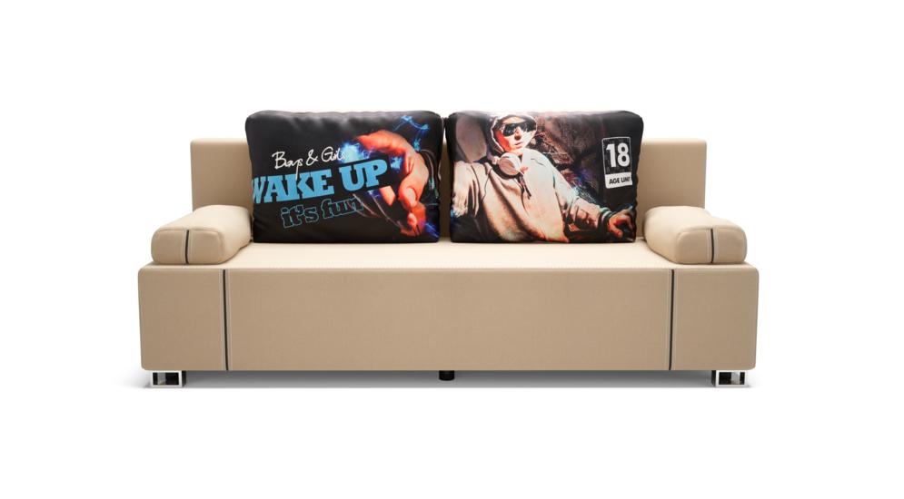 Sofa FUNKY 3 osobowa, rozkładana