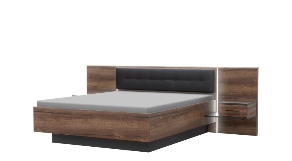 Łóżko BELLEVUE BLQL161B-N09