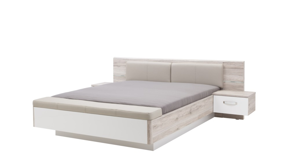 Rondino łóżko Szafki Nocne Rdnl161b T30