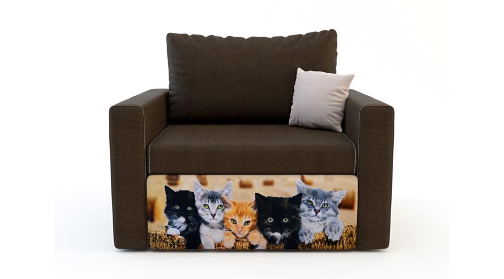 Sofa CATS 1 osobowa, rozkładana