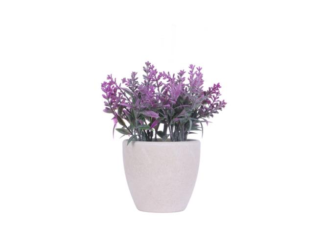 Sztuczne Kwiaty Pokój Dzienny Salon Agata