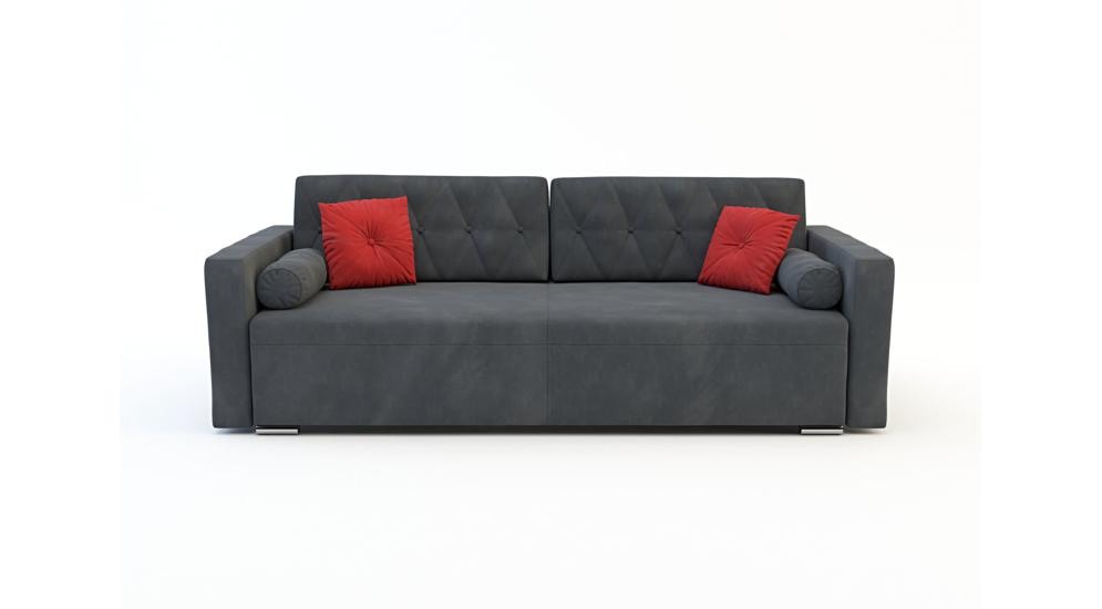 Sofa BELISA 3 osobowa, rozkładana