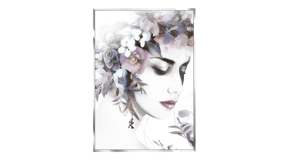 Obraz FLOWER CROWN 60x80 cm