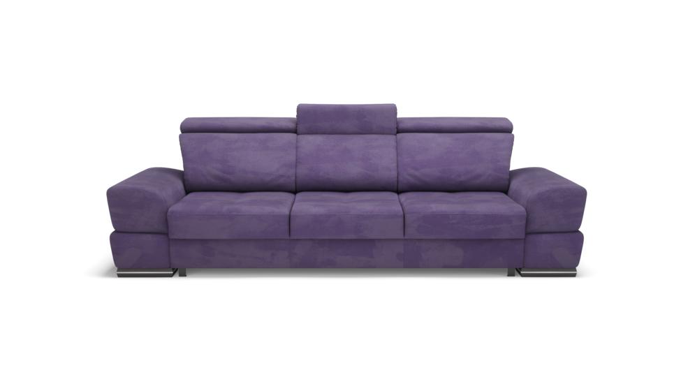 Sofa CAPRI 3 osobowa, rozkładana