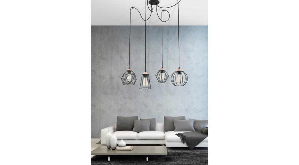 lampy wiszące glaxy