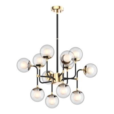 Lampa wisząca RIANO P0454-12C-SDGF
