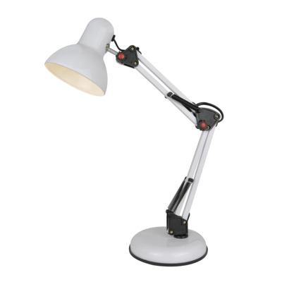 Lampa biurkowa GARITA biała T51S-WH
