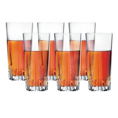 Komplet 6 szklanek KARAT