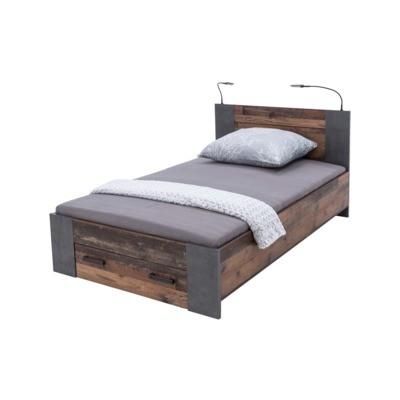Łóżko CLIF CLFL1141- C546 140x200 cm