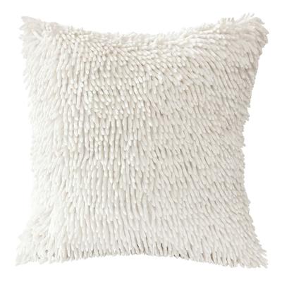 Poduszka SHAGGY biały 40x40