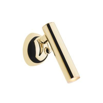 Kinkiet LOYA LED W0461-01A-F7F7 francuskie złoto