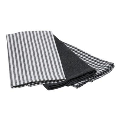 Komplet 3 ręczników kuchennych 40x60 cm