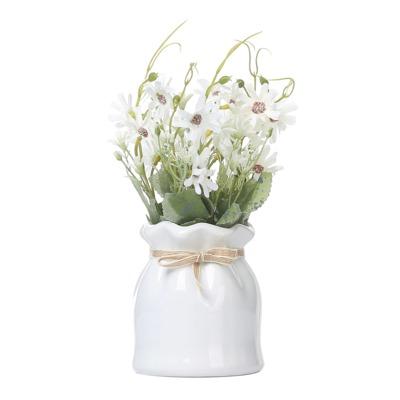 Sztuczny kwiat w doniczce - 20 cm