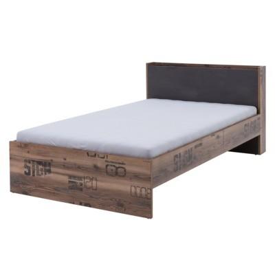 Łóżko FARGO 120x200 ze stelażem