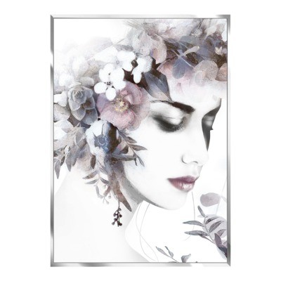 Obraz FLOWER CROWN 60x80 cm