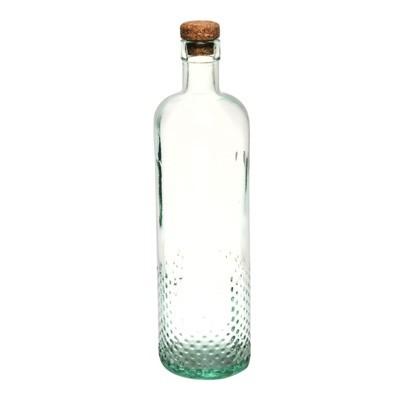 Butelka z korkiem EKO 950 ml