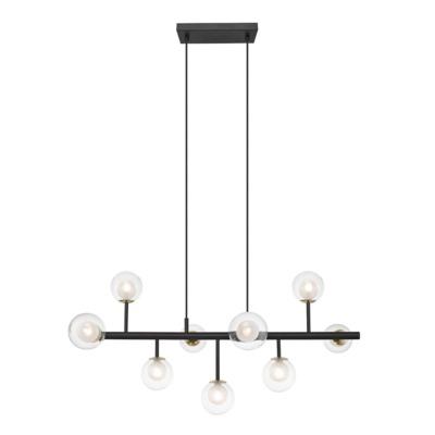 Lampa wisząca RIANO P0454-09B-SDGF