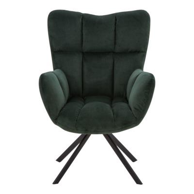Fotel obrotowy CAROLE