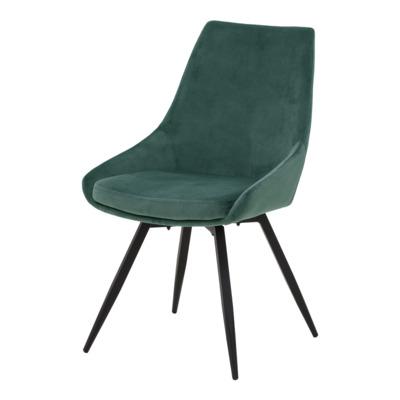 Krzesło obrotowe PANKO zielone