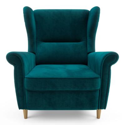 Fotel wypoczynkowy AMELIA z funkcją relaks PUSH-ARM
