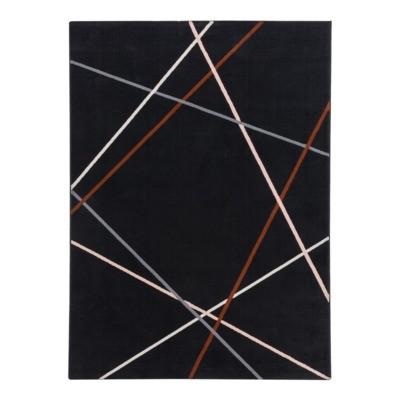 Dywan TULLA CZARNY 160x230 cm