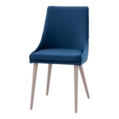 Krzesło RENO niebieskie