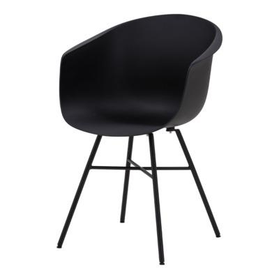Krzesło DOBBI czarne