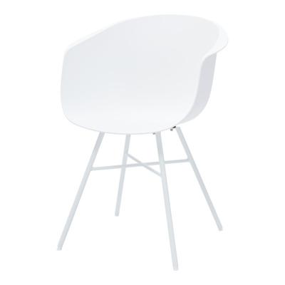 Krzesło DOBBI 342-CPP-WHT01