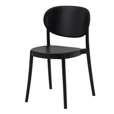 Krzesło DIRO czarne