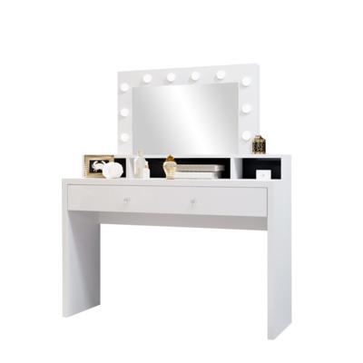 Toaletka ARIA 1S z lustrem i oświetleniem