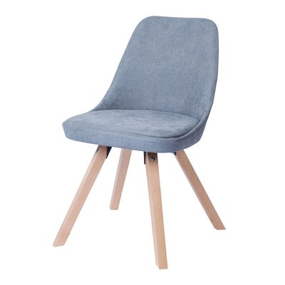 Krzesło GREA jasnoszare