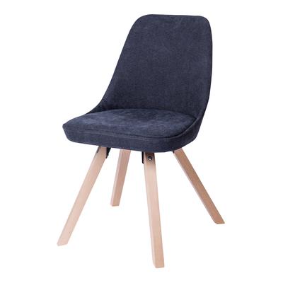 Krzesło GREA ciemnoszare